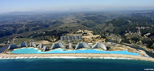 Where is the world 39 s largest swimming pool marginal - Where is the worlds largest swimming pool ...
